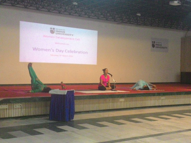 Women's Day Celebration Indus University (6)