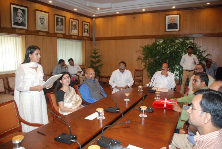 Movie Kumbh Mela - Release Indus University (2)