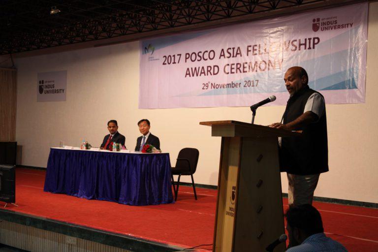 POSCO ASIA Fellowship Award - 2017 (20)