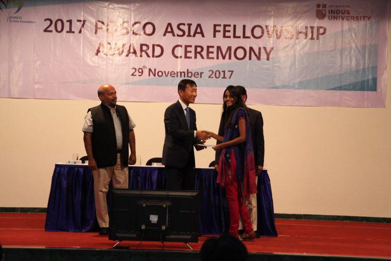 POSCO ASIA Fellowship Award - 2017 (38)