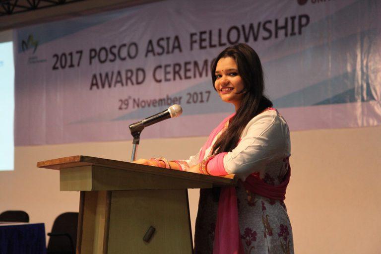POSCO ASIA Fellowship Award - 2017 (8)