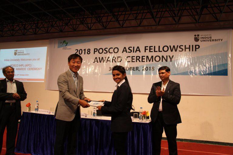 2018 POSCO Awards at Indus Univeesity - 30.10 (13)