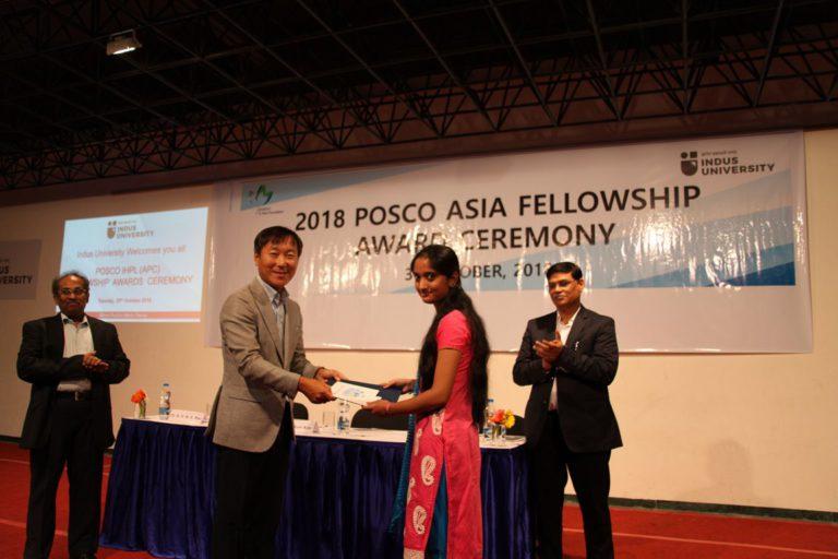 2018 POSCO Awards at Indus Univeesity - 30.10 (16)