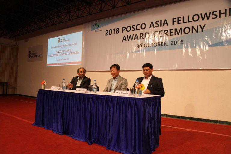 2018 POSCO Awards at Indus Univeesity - 30.10 (3)