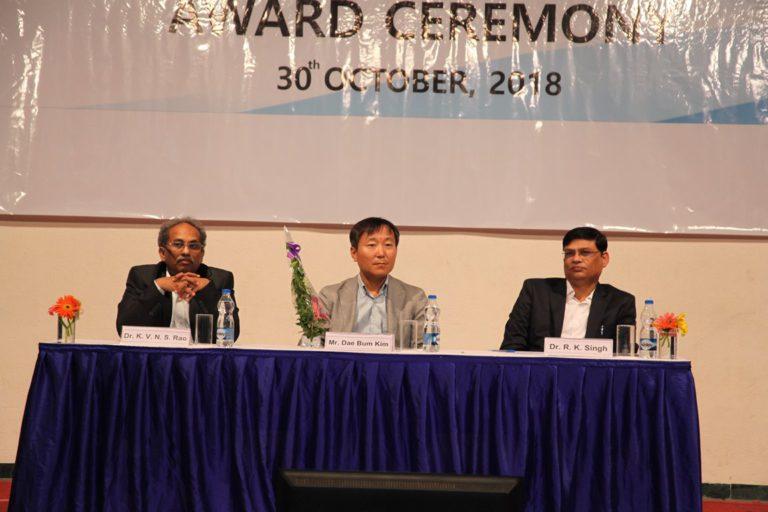 2018 POSCO Awards at Indus Univeesity - 30.10 (5)