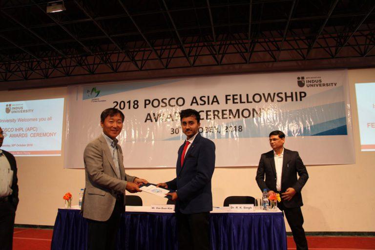 2018 POSCO Awards at Indus Univeesity - 30.10 (6)