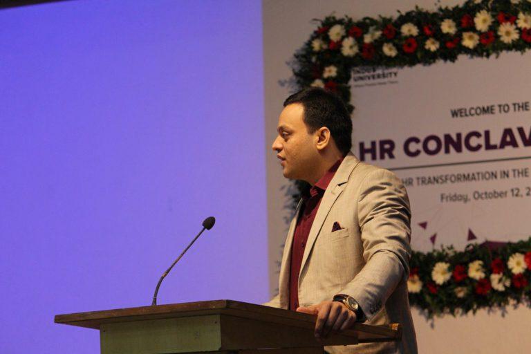 HR Conclave at Indus University 2018 (17)
