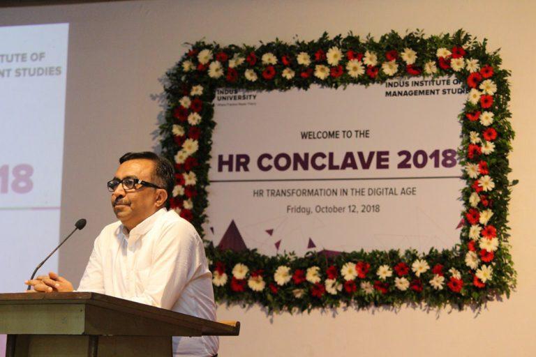 HR Conclave at Indus University 2018 (18)