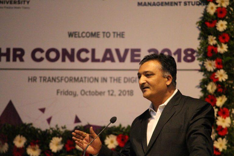 HR Conclave at Indus University 2018 (19)