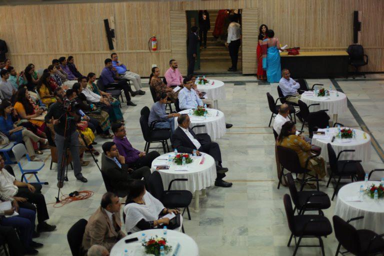 HR Conclave at Indus University 2018 (20)