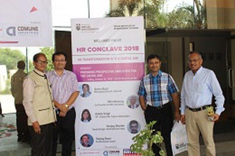 HR Conclave at Indus University 2018 (24)