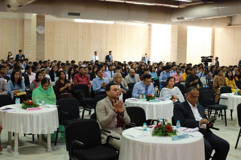 HR Conclave at Indus University 2018 (25)