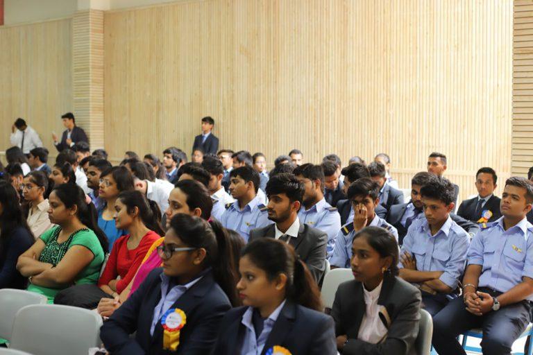 HR Conclave at Indus University 2018 (37)