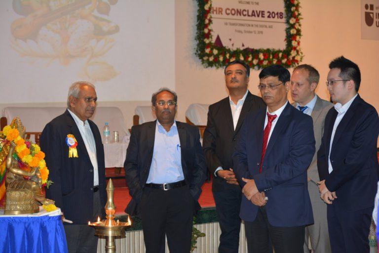 HR Conclave at Indus University 2018 (4)