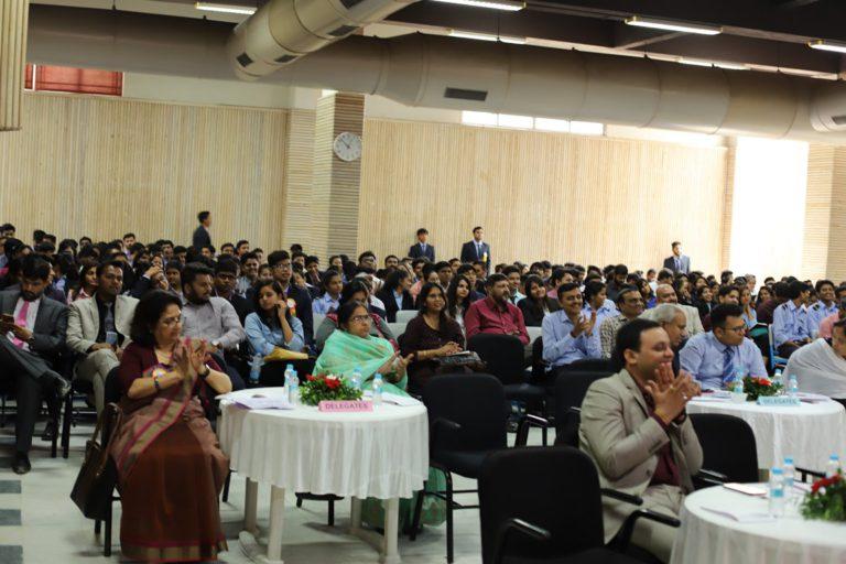 HR Conclave at Indus University 2018 (40)