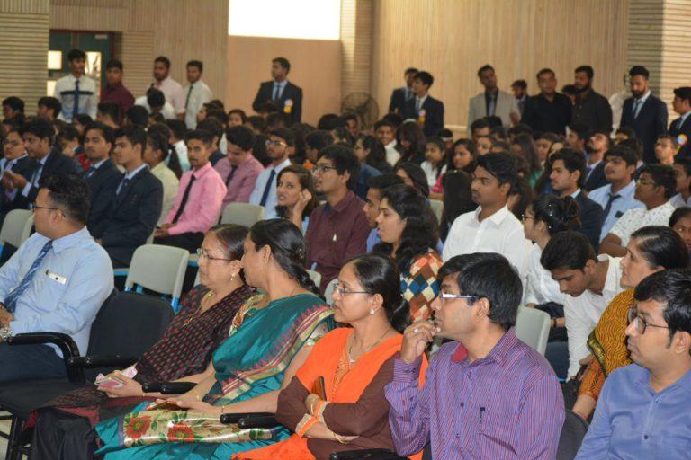 HR Conclave at Indus University 2018 (5)