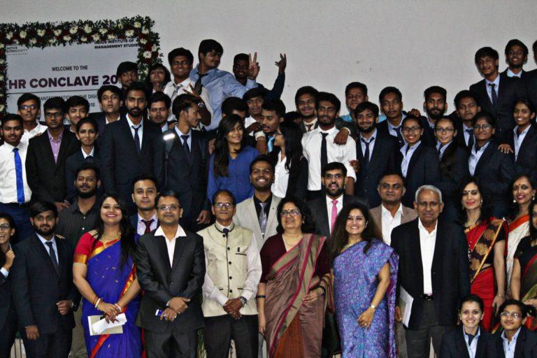 HR Conclave at Indus University 2018 (55)