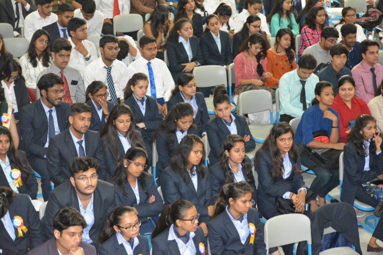 HR Conclave at Indus University 2018 (9)