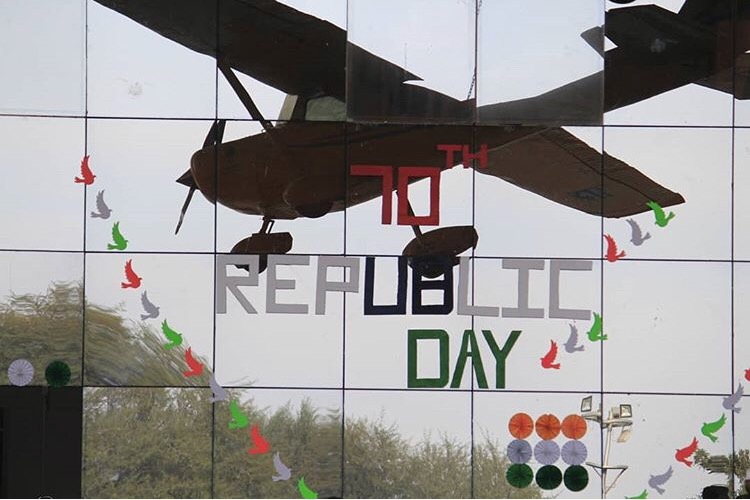 Republic Day Celebration - 26 Jan 2019 (1)