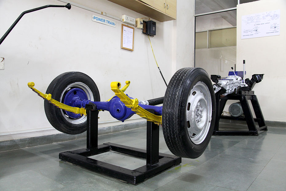 Diploma in Automobile Engineering Courses