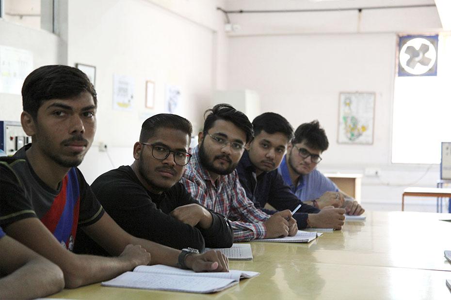 indus university bba admission