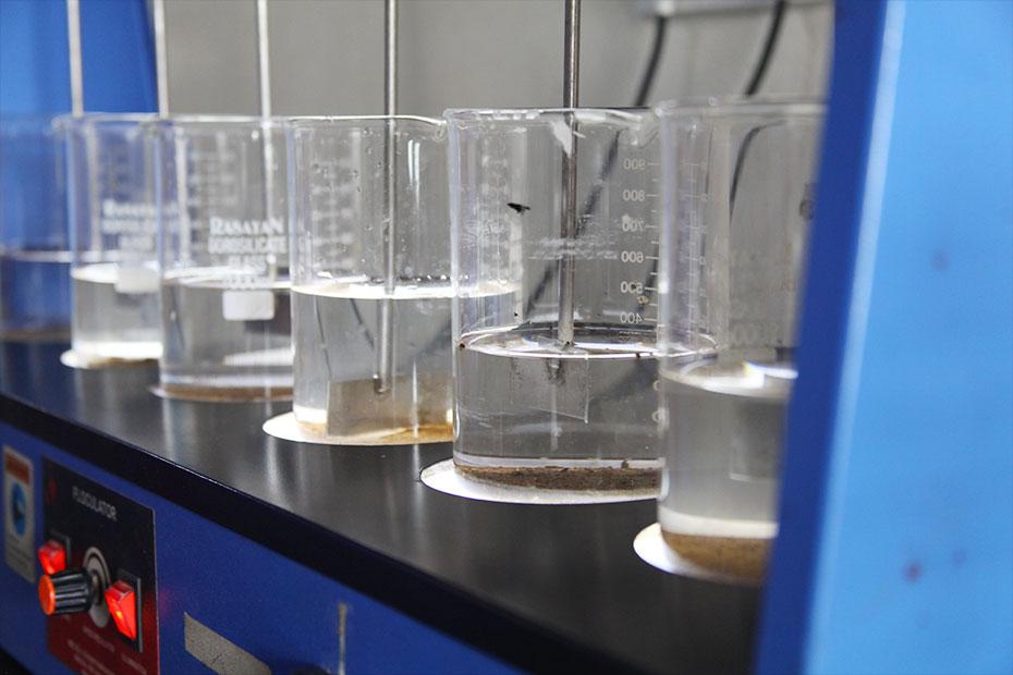 Flocculator-Jar-Test Apparatus