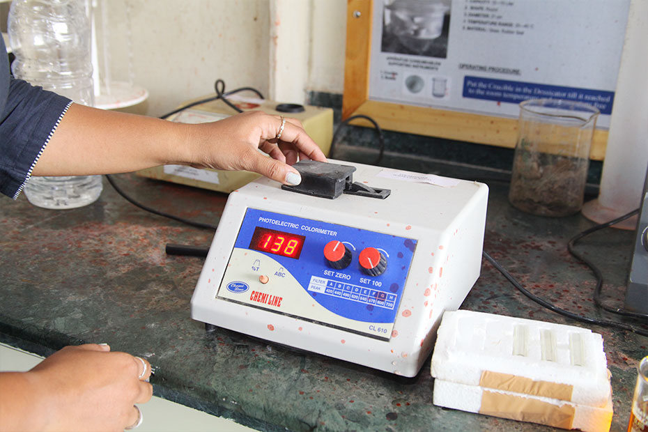 ColorimeterTurbidity Meter