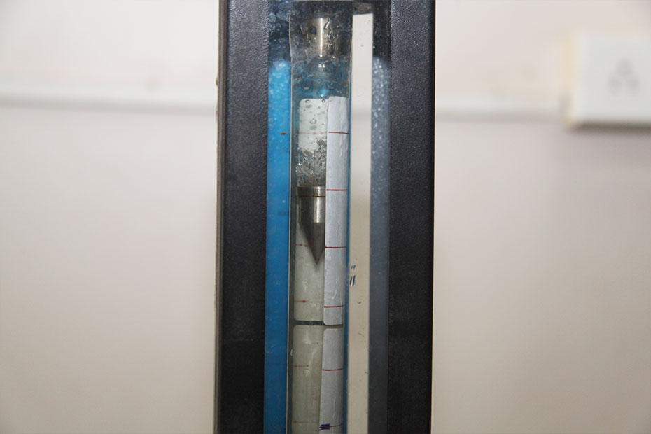 Rotameter Test Rig
