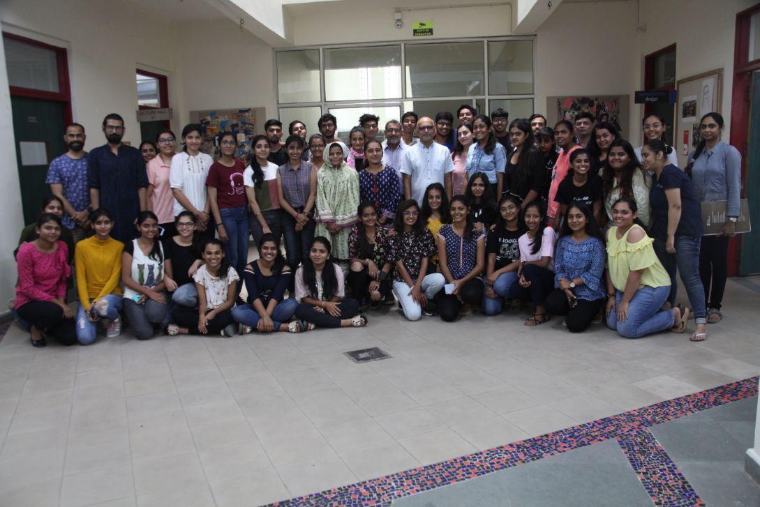 Motivational Talk by Srini Srinivasan (11)