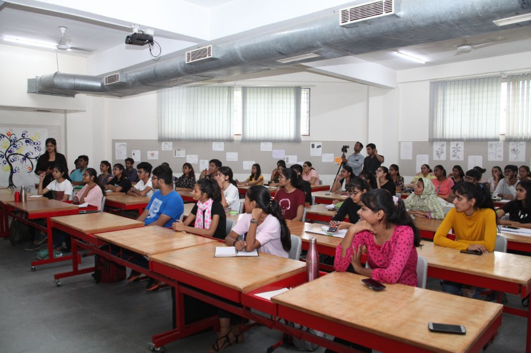 Motivational Talk by Srini Srinivasan (2)