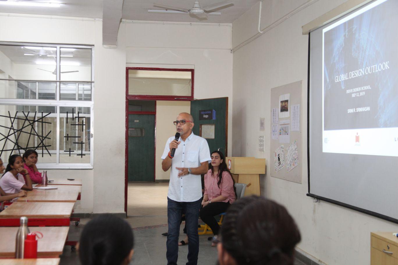 Motivational Talk by Srini Srinivasan (5)