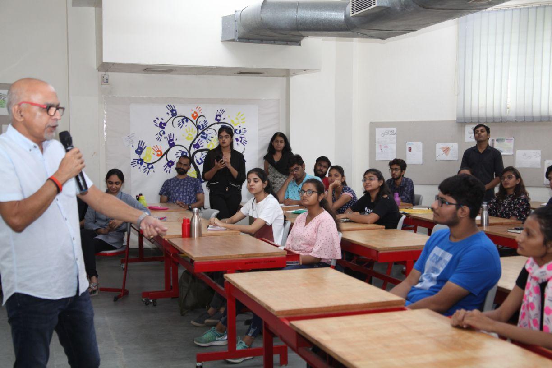 Motivational Talk by Srini Srinivasan (7)