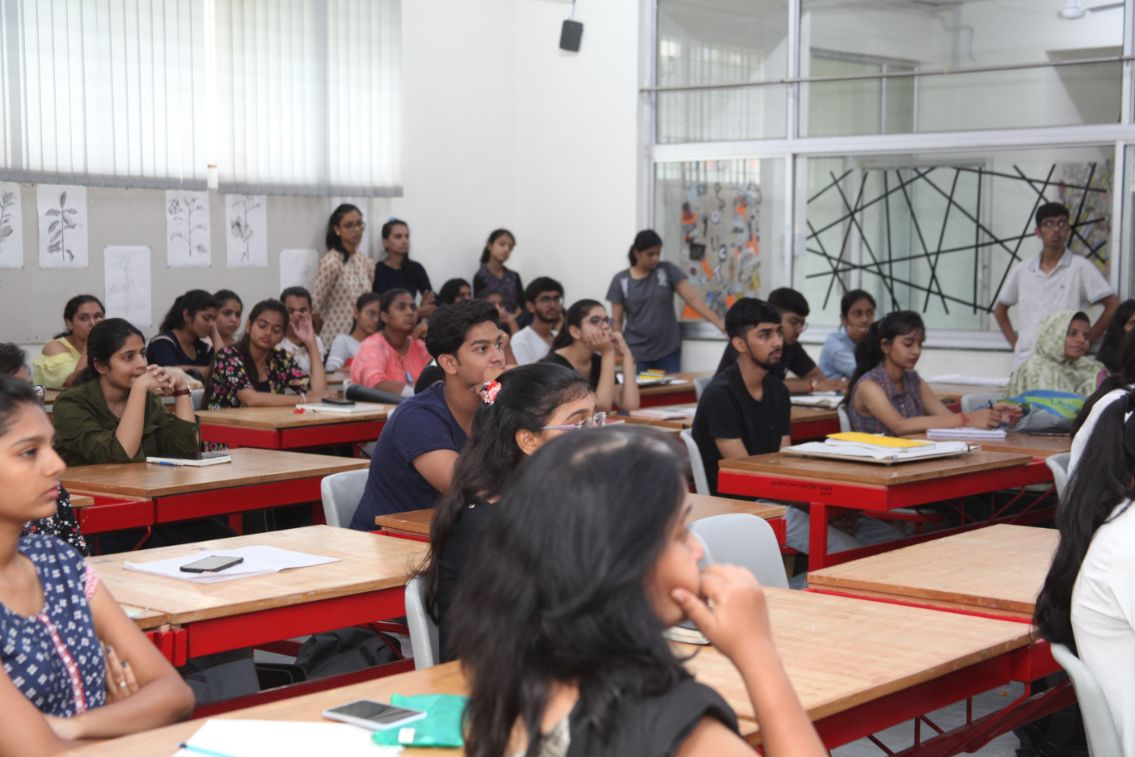 Motivational Talk by Srini Srinivasan (8)