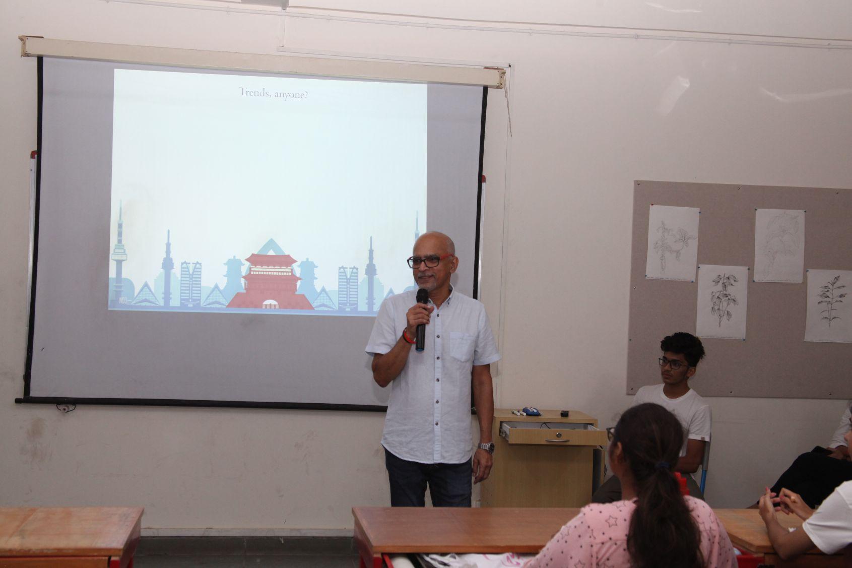 Motivational Talk by Srini Srinivasan (9)