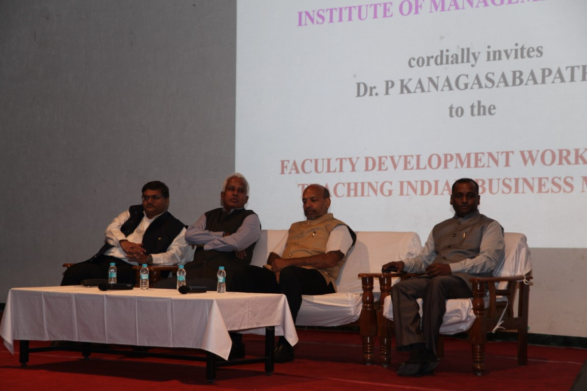 Dr. P. Kanagasabapathi at Indus University (5)