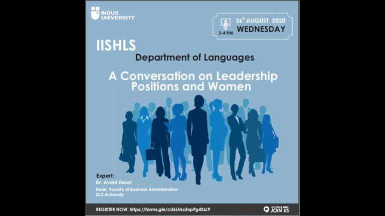 A Conversation on Leadership 26 Aug 2020 (2)