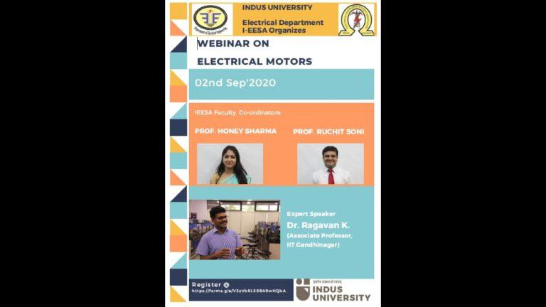 WEBINAR on Electrical Motors (1)