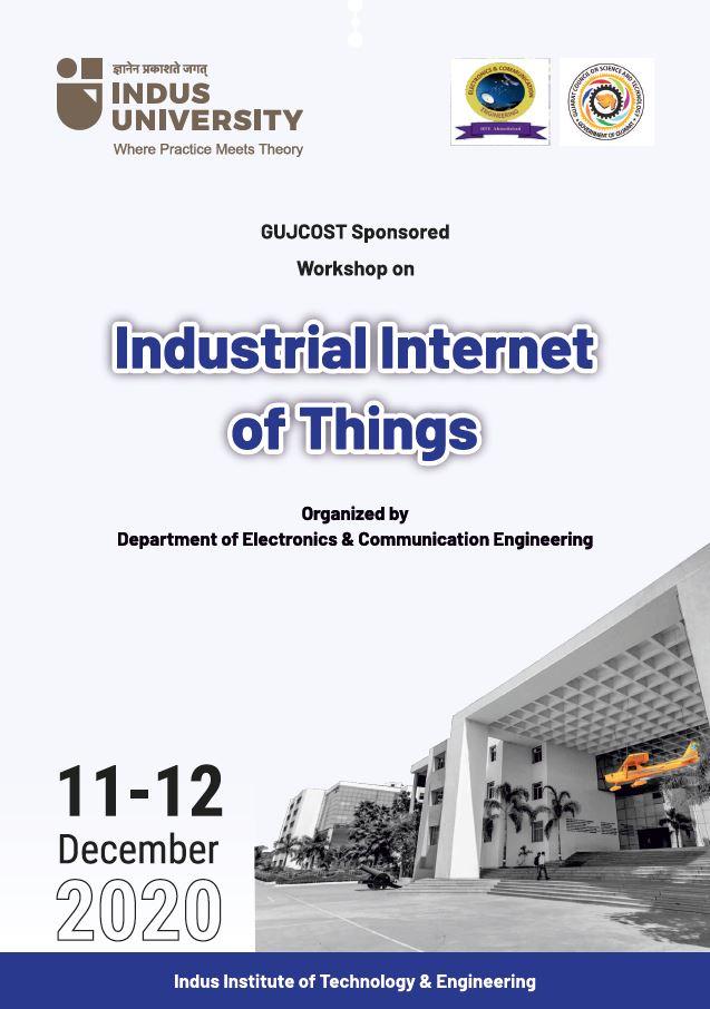 Workshop on Industrial Internet of things 11-12 dec 2020