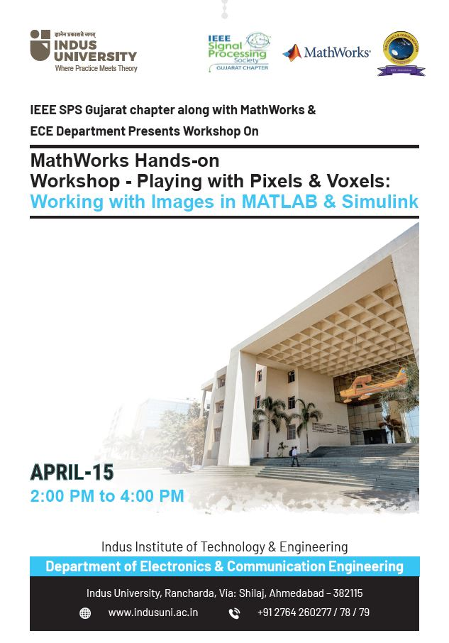 Workshop on Playing with Pixels & Voxels Working with Images in MATLAB & Simulink