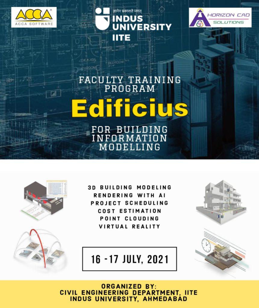 Edificius for Building Information Modelling